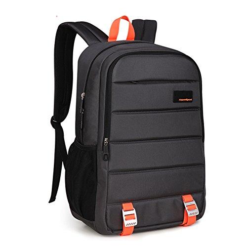 Outdoor peak sac à dos d'ordinateur portable cartable d'affaires business nylon