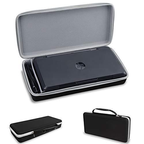 Aproca Duro Viajes Funda Bolso Caso para HP Officejet 200 Mobile Impresora de tinta
