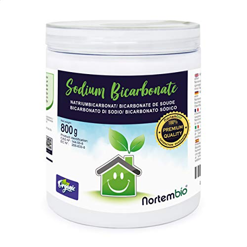 Nortembio Bicarbonate de Soude 800g, Intrant de la...