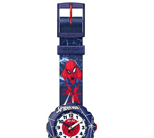 Swatch Spider-Man Armband ZAFLSP012, Uni