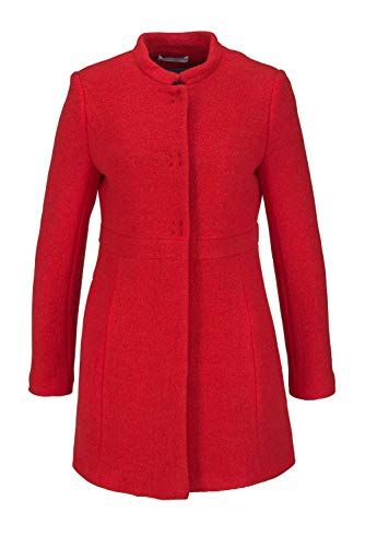Stefanel -  Cappotto  - Donna Rot 50
