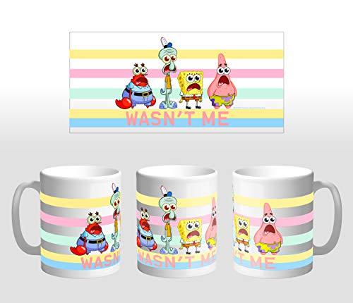 ERT GROUP NMGSBOB022 Tazas de café y vasos, cerámica