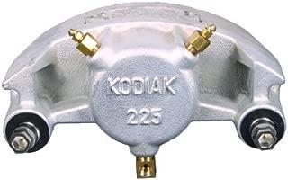 Kodiak Trailer Brakes Replacement Dacroment Caliper w/Ceramic Pads