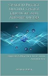 10th Grade Physics MCQ Download (373 MCQs)