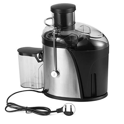 Elektrische Juicer-machines, 500ML koude pers Juicer-machine Eenvoudig schoon te maken Krachtige vaatwasmachinebestendige elektrische juicer Groente- en fruittrekker Blender voor sap(EU)