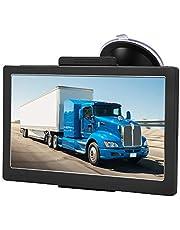 Jadeshay Navegador GPS Camión Coche ROM Dispositivo de navegación Bluetooth Mapa Gratuito 30 Idiomas 8GB 7 Pulgadas