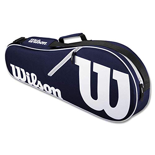 Wilson Advantage II Tennis Bag - Navy/White