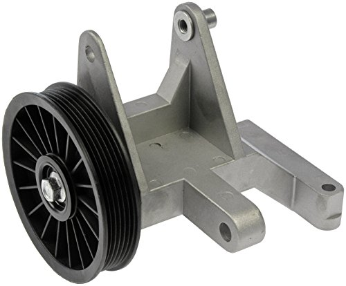 Dorman 34238 Air Conditioning Bypass Pulley for Select Dodge / Jeep Models