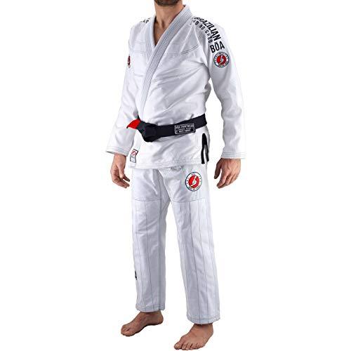 Bõa BJJ Gi Kimono Jogo No Chão 3.0 Blanco - Blanco, A0