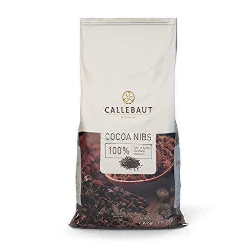 Callebaut 100% Nibs De Cacao bolsa 800 gramos