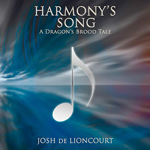 Harmony's Song: A Dragon's Brood Tale audiobook cover art