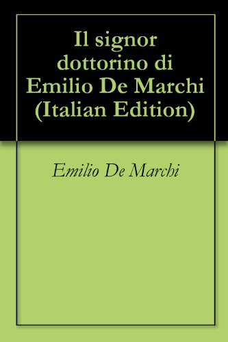 Il signor dottorino di Emilio De Marchi