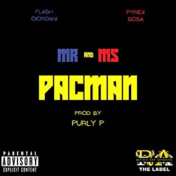 Mr and Ms Pacman