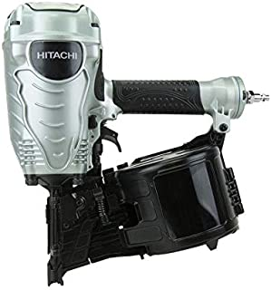 Hitachi NV90AGS Hitachi NV90AGS 3-1/2 in. Coil Framing Nailer (Renewed)