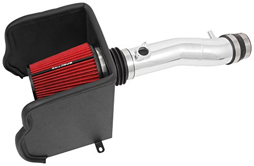 Spectre Performance Air Intake Kit: High Performance, Desgined to Increase Horsepower and Torque: Fits 2016-2019 TOYOTA (Tacoma) SPE-9060