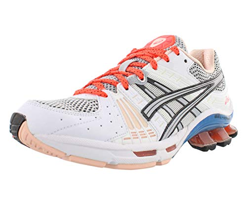 ASICS Women's Gel-Kinsei OG Shoes, 7M, White/Piedmont Grey