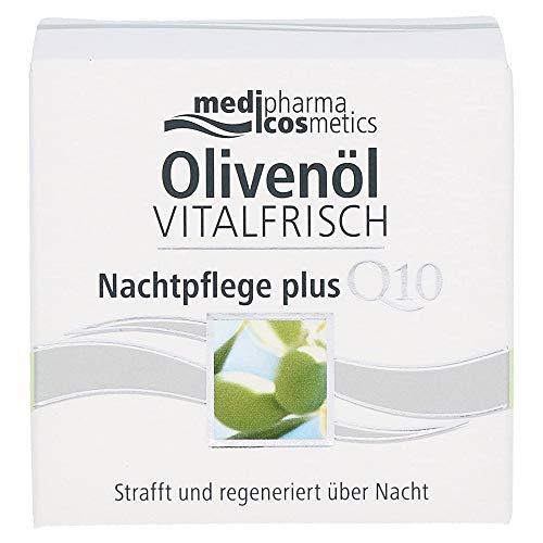 Olivenöl Vital Nachtpflege Creme, 50 ml