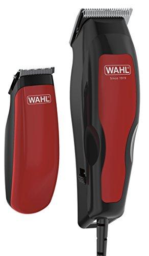 WAHL 1395-0466 Combi Pack Tondeuse Cheveux + Tondeuse Détail Home Pro 100
