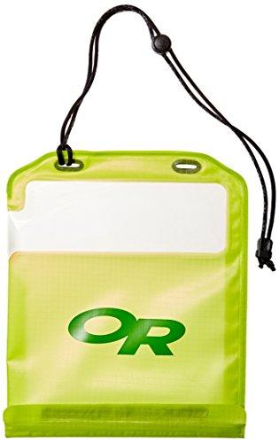 Outdoor Research Sensor Dry Pocket PRM Tablet, Lemongrass, 1Size