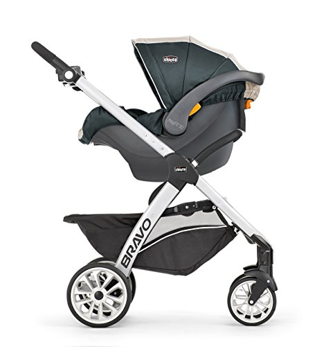 Image of Chicco Bravo Trio Travel System, Orion