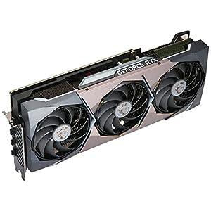 "MSI GeForce RTX 3080 Ti SUPRIM X 12G グラフィックスボード VD7646"""
