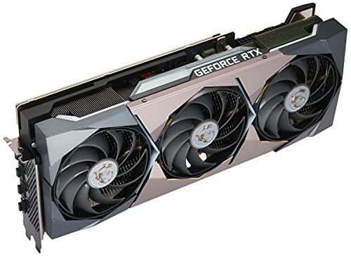 MSI GeForce RTX 3080 Ti SUPRIM X 12G グラフィックスボード VD7646