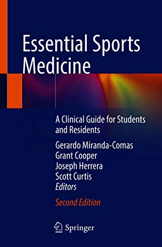 Essential Sports Medicine: A Clinical Guide for Students and Residents (English Edition)