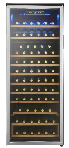 Danby Designer 75 Bottle Freestanding Wine Cooler