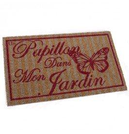 Amadeus Paillasson Papillon Mon Jardin