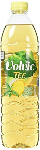 Volvic Erfrischungsgetränk Zitronengeschmack, 1er Pack, EINWEG (1 x 1.5 l)