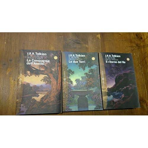 Il Signore Degli Anelli Trilogia Di J. R. R. Tolkien, Ed. Bompiani 2002