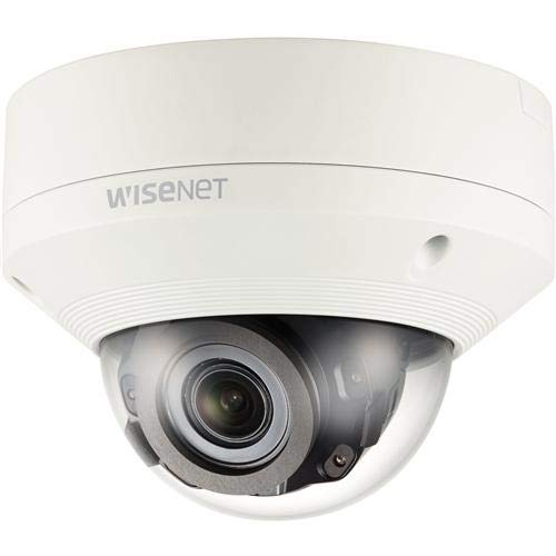 Hanwha Techwin XNV-8080R 5MP Outdoor Network Dome Camera with 3.9-9.4mm Lens & Night Vision