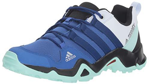 Adidas Outdoor Unisex Kinder Terrex AX2R K, Hi-res Blue/Mystery Ink/Clear Mint, 7 Youth US Big Kid