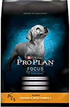 Purina Pro Plan High Protein Dry Puppy Food, Chicken & Rice Formula - 6 lb. Bag (Packaging May Vary)