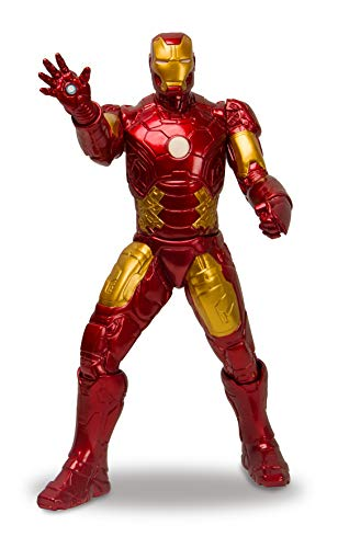 Boneco de Vinil Gigante Homem de Ferro Revolution 50 cm Mimo