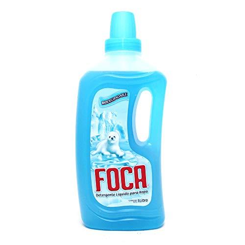 galon de jabon liquido para ropa fabricante Foca