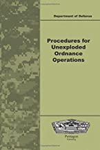 Procedures for Unexploded Ordnance Operations