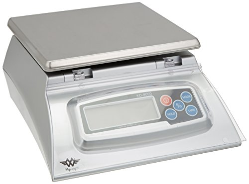 Kitchen Scale - Bakers Math Kitchen Scale - KD8000 Scale by My...