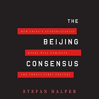 The Beijing Consensus audiobook cover art