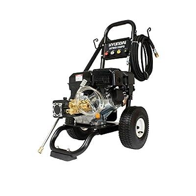 Hyundai Petrol Pressure Washer 212CC 7hp Recoil Start Engine 3100psi HYW3100P2 by Hyundai