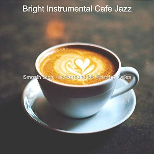 Bright Instrumental Cafe Jazz