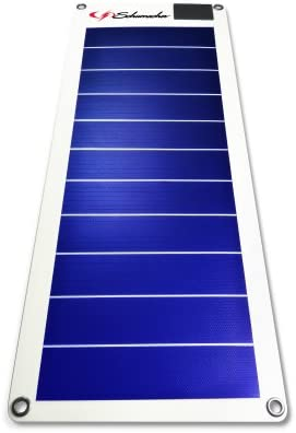 Schumacher SP 550 5 5 Watt Rollable Solar Charger For Smartphones Tablets MP3 Players product image