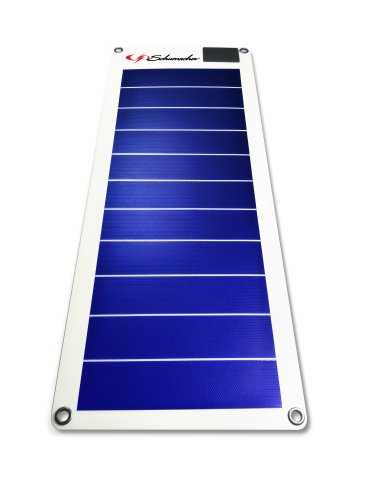 %61 OFF! Schumacher SP-550 5.5W Rollable Solar Charger