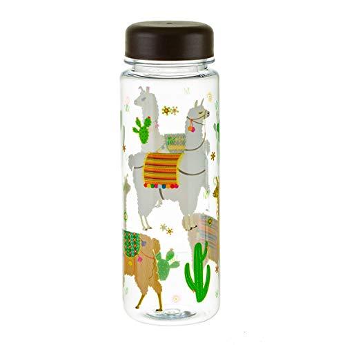 Sass & Belle Lima Lama - Botella de agua (500 ml)