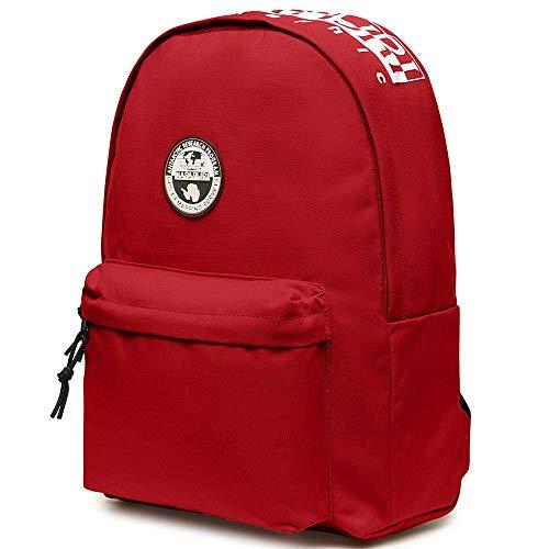 Napapijri Happy Day Pack 1 Zaino, 0 cm, Red Scarlet (Rosso) - N0YI0F