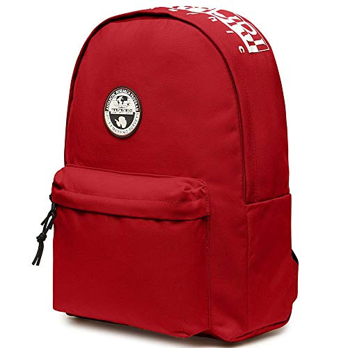 Napapijri Happy Day Pack 1 Zaino, 0 cm, Red Scarlet (Rosso) - N0YI0F