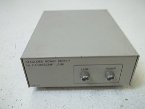 Find Discount KEYENCE Corp CV-R11 24VDC, Power Supply for Fluorescent LAMP, Discontinued by Manufact...