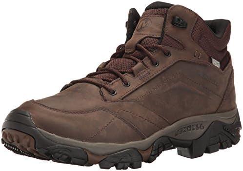 Merrell Men s Moab Adventure Mid Waterproof Hiking Boot Dark Earth 11 M US product image