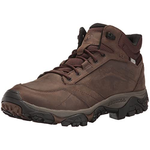 Merrell Men's Moab Adventure Wp Mid Rise Hiking Boots