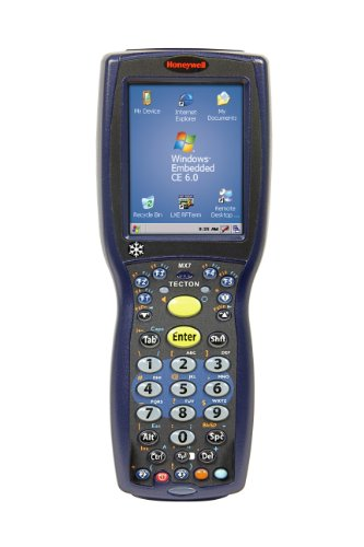 : MX7T Wireless Handheld Computer Tecton 11ABG BT 55Key Alpha Numeric ANSI Lorax 256MB CE 6.0 US